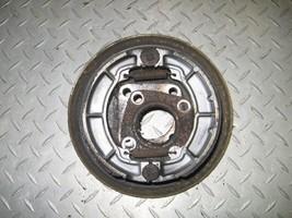 KAWASAKI 1996 BAYOU 220 2X4  RIGHT REAR BRAKE PANEL ASSEMBLY  PART 28,059 - $25.00