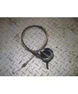 HONDA 1997 FOUR TRAX 300 2X4 THROTTLE ASSEMBLY WITH CABLE   PART 29,935 - $25.00