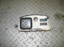 YAMAHA 1986 MOTO 4 225 2X4  SPEEDOMETER DASH PANEL  PART 28,096 - $34.65