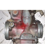 KAWASAKI 2002 LAKOTA 300 2X4  CARBURETOR (STRICTLY FOR PARTS)   PART 28,375 - $50.00
