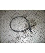 HONDA 2001 250 EX 2X4 CHOKE CABLE   PART 26,533 - $10.00