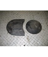 YAMAHA 2000 GRIZZLY 600 4X4  PLASTIC ENGINE COVERS   PART  29,675 - $25.00