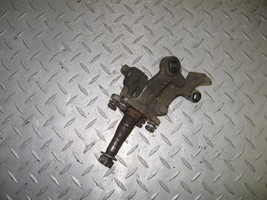 SUZUKI 1987 QUAD RUNNER 300 2X4 LEFT FRONT SPINDLE   PART 28,180 - $20.00