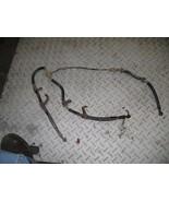 HONDA 2001 250 EX 2X4  FRONT BRAKE LINES  PART 27,165 - $20.00