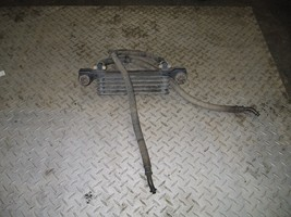 HONDA 1986 FOREMAN 350 4X4 OIL COOLER WITH LINES  PART 29,284 - $35.00