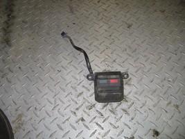 SUZUKI 1997 QUAD RUNNER 250 2X4 DASH PANEL WITH LIGHTS  PART 28,419 - $20.00