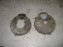 YAMAHA 1991 250 MOTO4 2X4  REAR BRAKE DISC COVER  PART 27,269 - $20.00