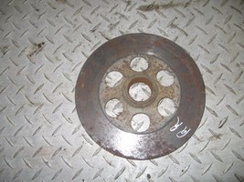 YAMAHA 1991 250 MOTO4 2X4  RIGHT REAR BRAKE DISC  PART 27,268 - $35.00