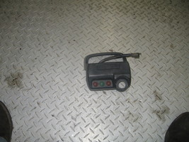 HONDA 1996 FOURTRAX 300 2X4  DASH PANEL WITH LIGHTS  PART 28,316 - $14.85