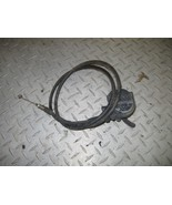 HONDA 2001 FOREMAN RUBICON 500 4X4 THROTTLE ASSEMBLY WITH CABLE PART 28,909 - $20.00