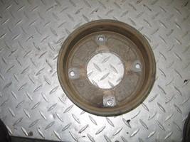 SUZUKI 1996 QUAD RUNNER 250 2X4 RIGHT FRONT BRAKE DRUM  PART 30,377 - $30.00