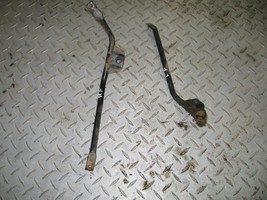 HONDA 2005 250EX 2X4  FENDER BRACES   PART 27,909 - $20.00