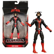 Hasbro Year 2015 Marvel Legends Infinite Series 6 Inch Tall Figure : ANT... - $41.99