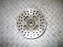 YAMAHA 2000 BEARTRACKER 250 2X4 LEFT FRONT HUB WITH BRAKE DISC PART 29,910 - $29.70