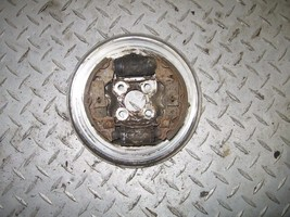HONDA 1997 FOUR TRAX 300 2X4 LEFT FRONT BRAKE PANEL (READ ADD)   PART 29... - $34.65