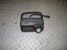 HONDA 1998 FOUR TRAX 300 4X4 DASH PANEL WITH LIGHTS PART 28,563 - $14.85