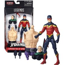 Hasbro Year 2015 Marvel Legends Absorbing Man Series 6 Inch Tall Figure ... - $41.99