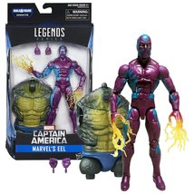 Marvel Year 2015 Legends Abomination Series 6-1/2 Inch Tall Figure EEL with Extr - $41.99