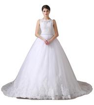 A line Lace Wedding Dresses,Wedding Gown,Bridal Dress Gown Cheap 2017 - $229.00