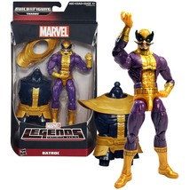 Hasbro Year 2015 Marvel Legends Infinite Thanos Series 6-1/2 Inch Tall F... - $31.99