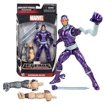 Hasbro Year 2015 Marvel Legends Infinite The Allfather Series 6 Inch Tal... - $34.99