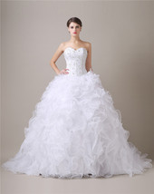 Ivory Wedding Dresses,Wedding Gown,Bridal Dress Bridal Gown Cheap 2017 - $219.00