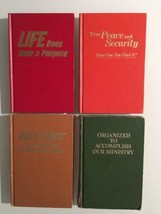Watchtower And Tract Society Books / Vintage 1970s And 80s Editions /Lot... - $24.75