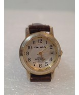MILAN MLN785 WATER RESISTANT WATCH *NEEDS BATTERY* - $5.94
