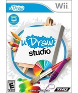 Nintendo Wii uDraw Studio Game Only [video game] - $14.79