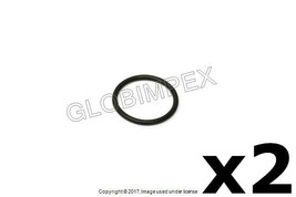 MERCEDES (1970-1975) Rubber Retainer Ring (Set of 2) Cleaner Hold-Down R... - $11.40