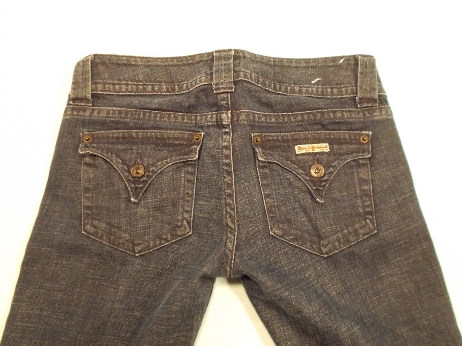 bc65f5c2161 HUDSON SIGNATURE Bootcut Jeans NW170DCB WOMENS SIZE 26 WAIST 28 length