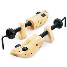 Two Way Professional Wooden Shoes Stretcher For Men or Women Large Eskyshop - $19.59