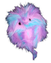 "Professional Rainbow ""FurGoblin"" Brn Eyes Muppet Style Ventriloquist Pup... - $30.00"