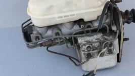 88-89 Jeep Cherokee XJ Bendix ABS Brake Master Cylinder Pump Actuator Controller image 2