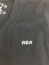 Cutter & Buck Dark Navy Vest RCA Cable Knit New With Tags Men's XL image 4
