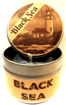 Black Sea 4oz All Natural Novelty Tin Soy Candle, Take It Any Where Appr... - $5.99