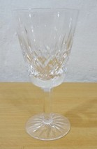 Waterford Crystal Lismore Sherry Glass Goblet 5 1/2 inch - $37.49