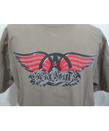 Aerosmith Mens XL Nothing Can Stop This Rock World Tour 1998-99 T-Shirt ... - $23.86