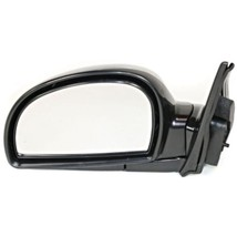 Fits 11/01-06 Hyundai Accent Left Driver Mirror Power Non-Painted With Heat - $52.95