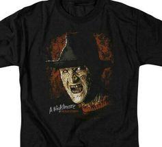 A Nightmare On Elm Street t-shirt Freddy Krueger slasher film graphic tee WBM607 image 3