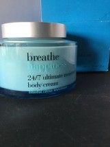 Bagno Body Works Breathe Felicità 24/7 Ultimate Idratante Corpo Crema 19... - $39.52