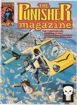 The Punisher Magazine N. 8 - March 1990 - $1.00