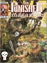 The Punisher Magazine N. 11 - June 1990 - $2.00