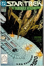 Star Trek 40 1992 DC Comics F - $3.00