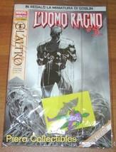 L'Uomo Ragno N. 449 + Goblin figurine Marvel Italia - $10.00
