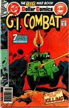 G.I. Combat 211 DC Comics 1978 VG - $2.00