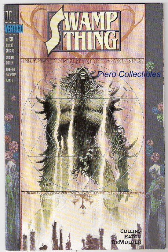 Primary image for Swamp Thing 131 DC Comics 1993 F