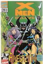X-Men Deluxe 12 Fabian Nicienza Andy Kubert Marvel Italy - $3.00