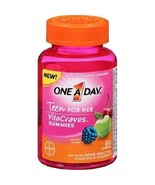 One A Day Teen for Her VitaCraves Multivitamin/... - $13.71