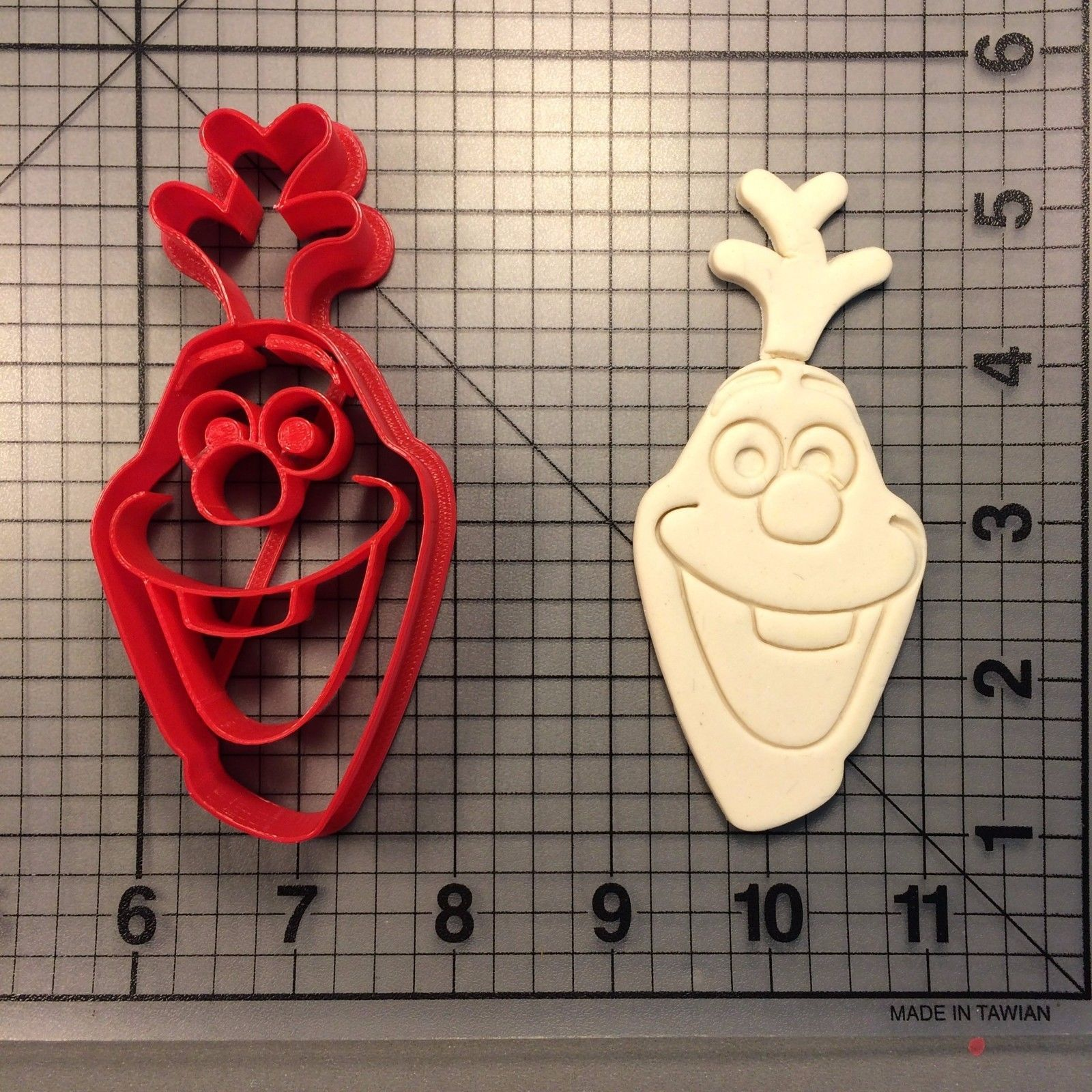 Clubhouse Character 109 Cookie Cutter